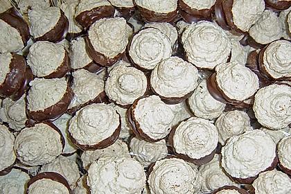 Gefüllte Kokosmakronen
