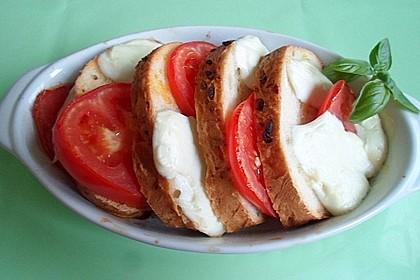 Ciabatta Tomaten Auflauf