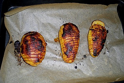 Würzige Fächerkartoffeln 15