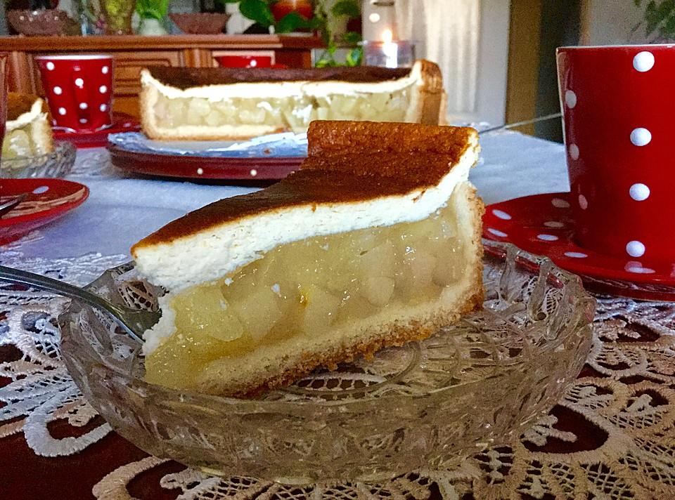 Birnen rahm torte rezept