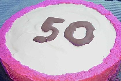 Himbeer - Schachbrett - Torte 120