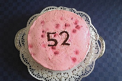 Himbeer - Schachbrett - Torte 113