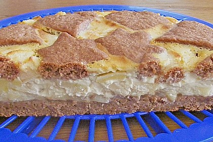 Apfel - Schmand - Kuchen 15