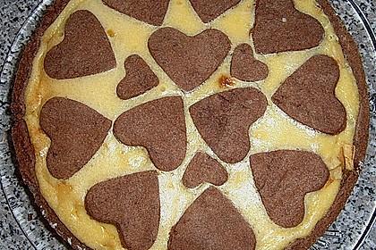 Apfel - Schmand - Kuchen 1