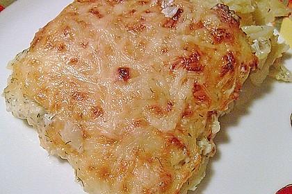 Kartoffelauflauf mit Lachs 3