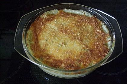 Kartoffelauflauf mit Lachs 7