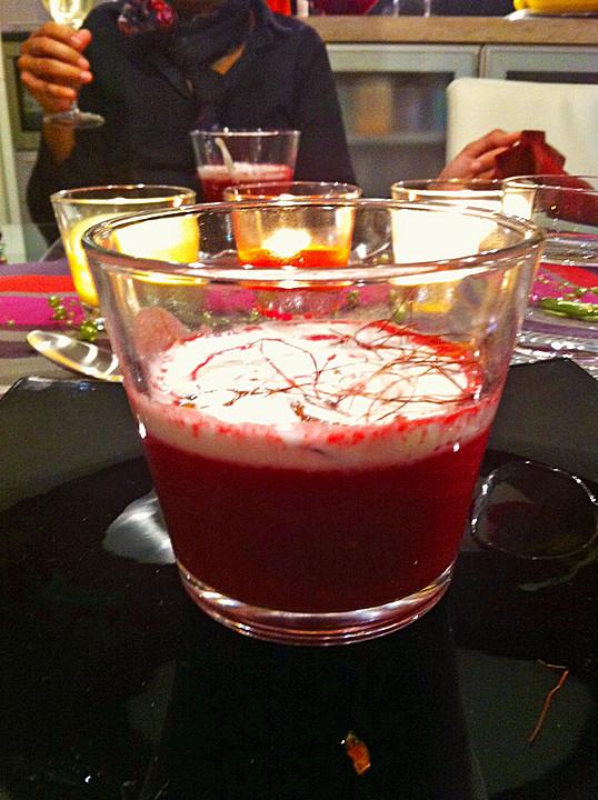 rote bete ingwer suppe rezept mit bild von funkelsteinchen. Black Bedroom Furniture Sets. Home Design Ideas