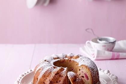 Oma Bärbels Rhabarberkuchen 1