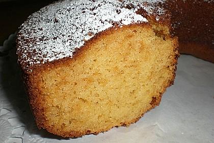 Amarettokuchen - sehr fein 7