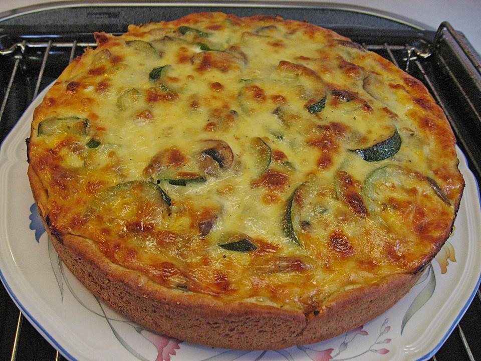 Hack   Gemüse Kuchen (Rezept Mit Bild) Von Lobloch4 .