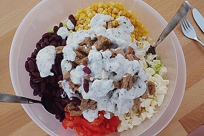 Joghurtdressing Ratzfatz 7