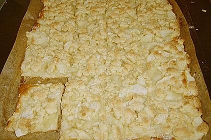 Apfelstreuselkuchen vom Blech 2