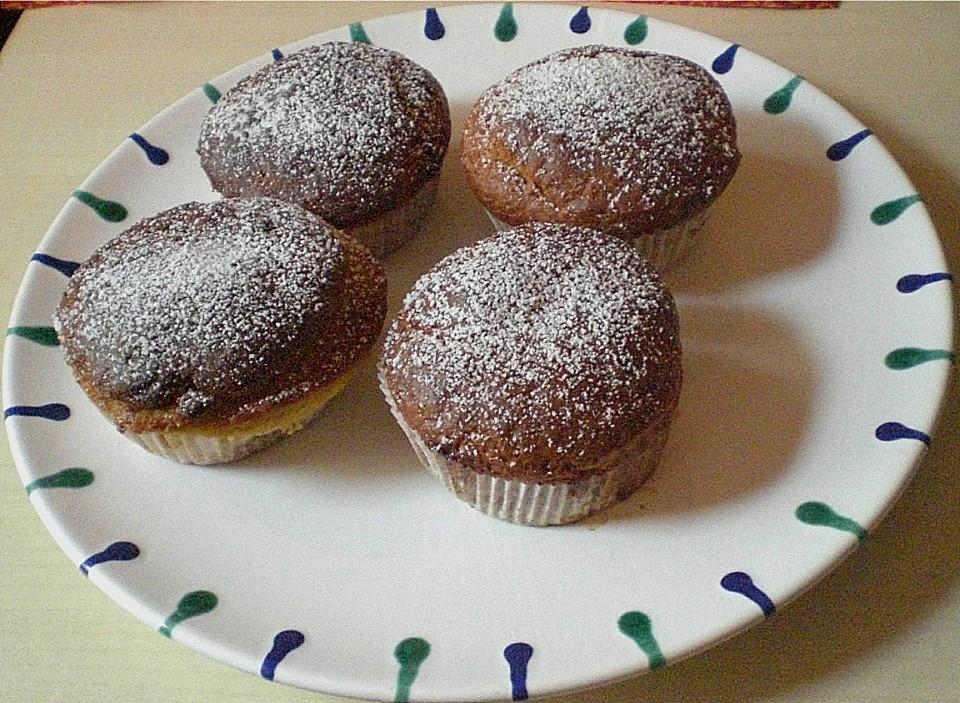 muffins mit marmelade rezepte suchen. Black Bedroom Furniture Sets. Home Design Ideas