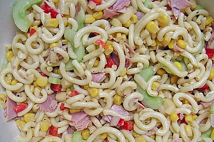 Diät - Nudelsalat 1