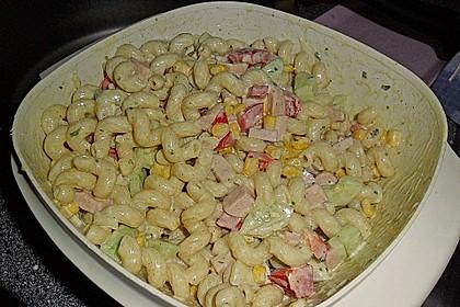 Diät - Nudelsalat 4