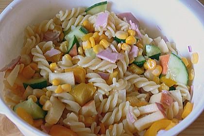 Diät - Nudelsalat 5