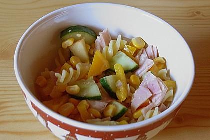 Diät - Nudelsalat 8