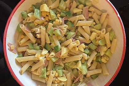 Diät - Nudelsalat 2