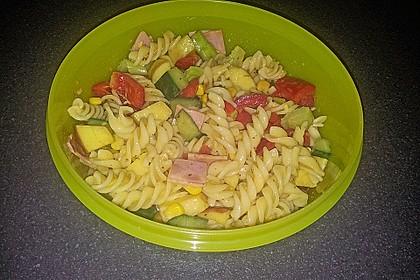 Diät - Nudelsalat 3