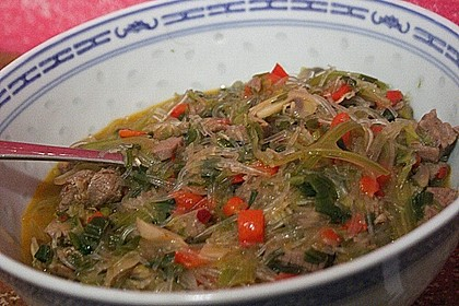 Bihun - Suppe 17