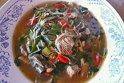 Bihun - Suppe 4