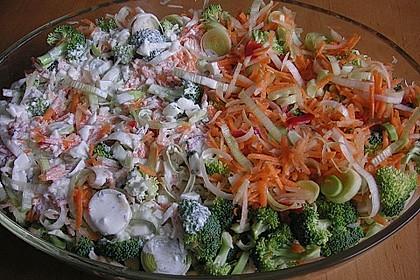 Bunter Gemüseauflauf 36