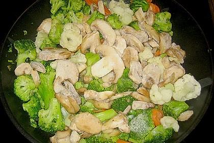 Bunter Gemüseauflauf 37
