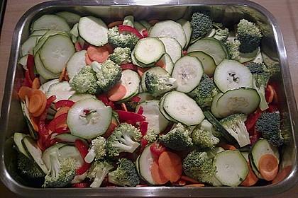 Bunter Gemüseauflauf 30