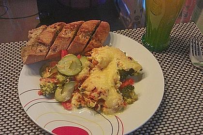 Bunter Gemüseauflauf 21
