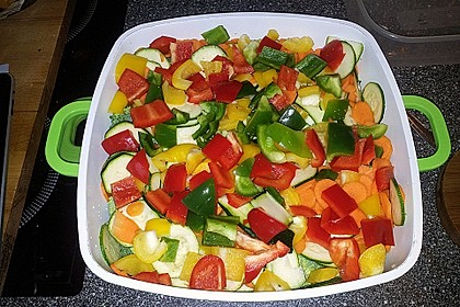 Bunter Gemüseauflauf 26