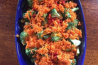 Bunter Gemüseauflauf 9