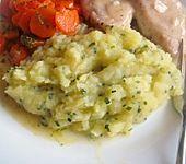 Käse - Kartoffelpüree