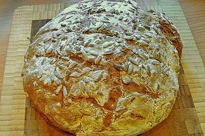 Weißes Soda - Brot 7