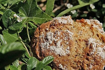 Weißes Soda - Brot 1