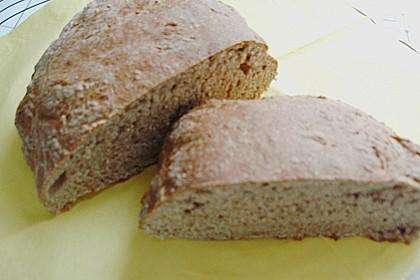 Weißes Soda - Brot 8