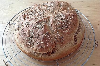 Weißes Soda - Brot 2