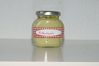 Knoblauch - Paste scharf 3