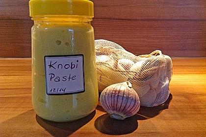 Knoblauch - Paste scharf