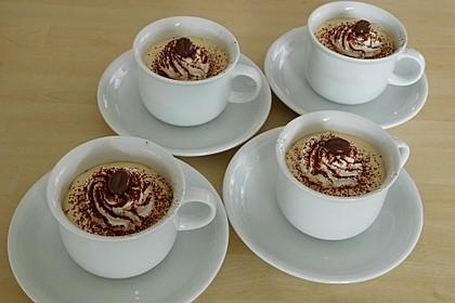Cappuccino-Mousse mit Mascarpone 10