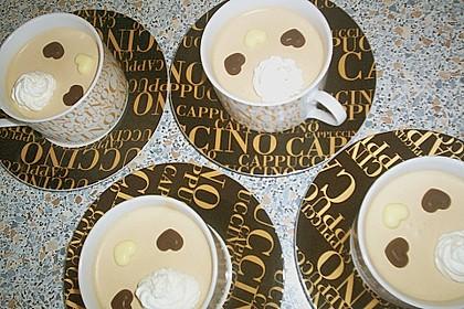 Cappuccino-Mousse mit Mascarpone 28