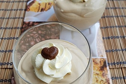 Cappuccino-Mousse mit Mascarpone 32