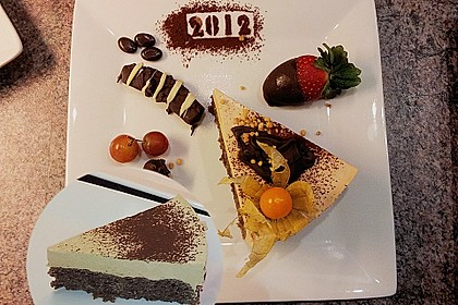 Cappuccino-Mousse mit Mascarpone 16