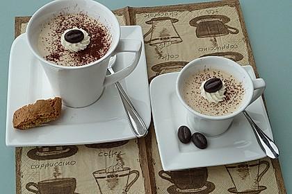 Cappuccino-Mousse mit Mascarpone 2