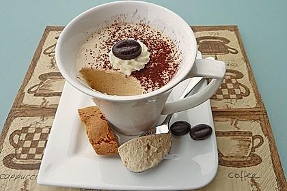 Cappuccino-Mousse mit Mascarpone 5