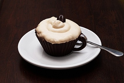 Cappuccino-Mousse mit Mascarpone 15