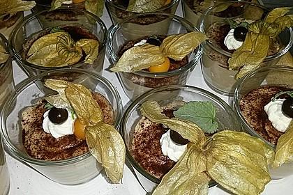 Cappuccino-Mousse mit Mascarpone 43