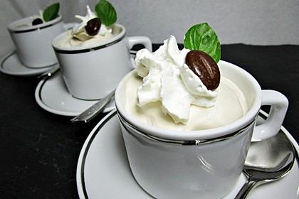 Cappuccino-Mousse mit Mascarpone 17