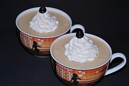 Cappuccino-Mousse mit Mascarpone 20