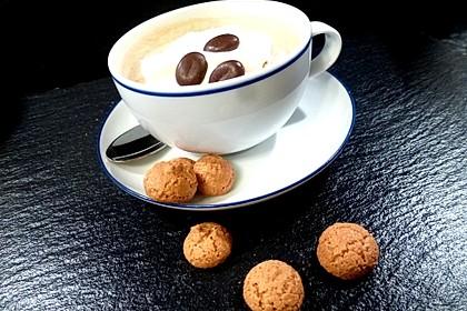 Cappuccino-Mousse mit Mascarpone 14