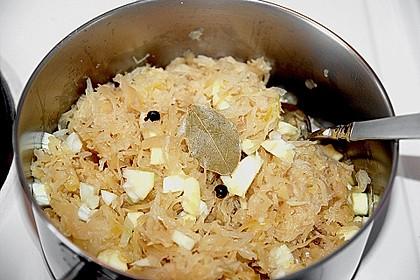 Sauerkraut 1